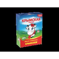 """Масло сливочное """"Крымское"""""""