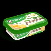 """Плавленый сыр """"Со вкусом топленого молока"""" ванны"""